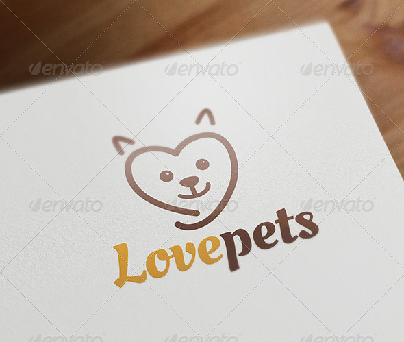 GraphicRiver Love Pets 8536639
