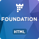 Foundation - Nonprofit Multipurpose HTML5 Template - ThemeForest Item for Sale