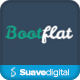 Bootflat Login Form - GraphicRiver Item for Sale