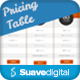Semar Flatstyle Pricing Table - GraphicRiver Item for Sale