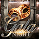 Gala Night Flyer Template - GraphicRiver Item for Sale