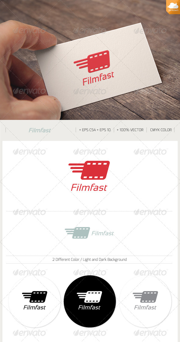 GraphicRiver Film Fast 8537174