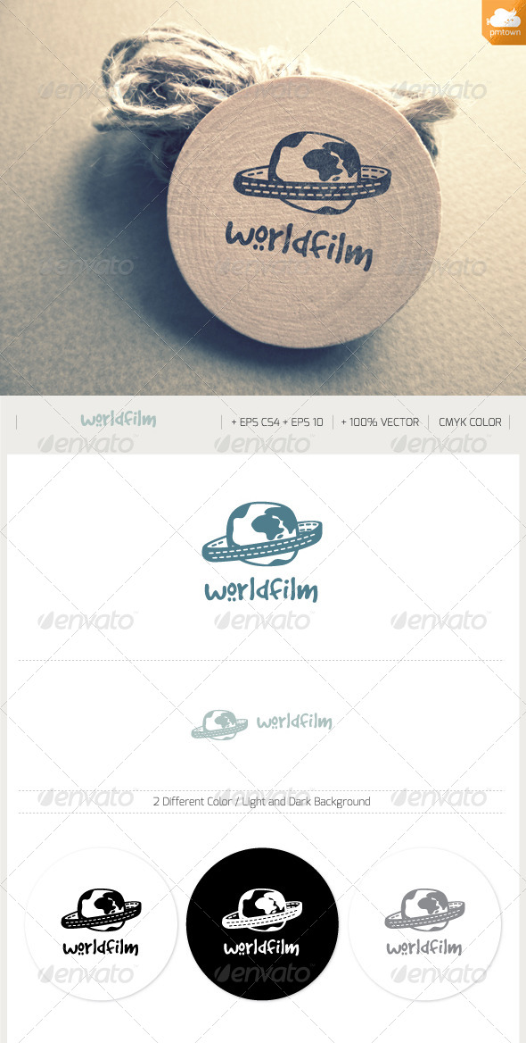 GraphicRiver World Film 8537236