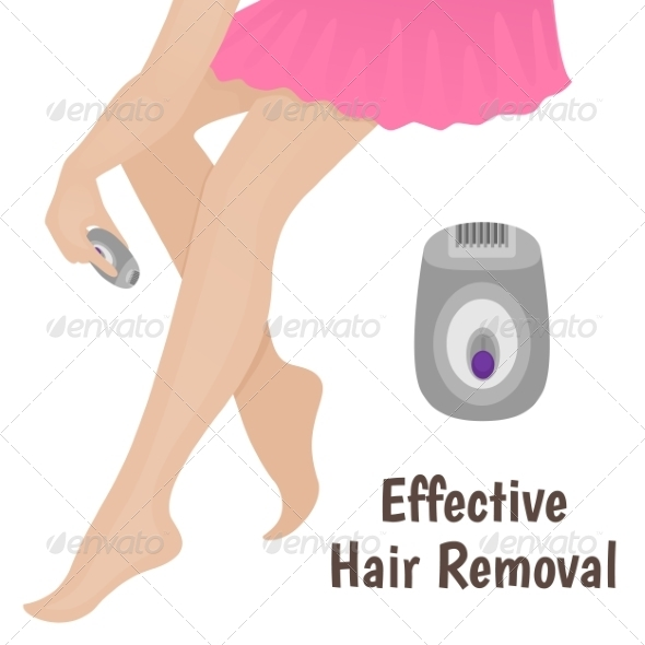 GraphicRiver Hair Removal 8537264