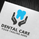 Dental Care Logo Template - GraphicRiver Item for Sale