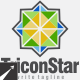 Tricon Star Logo Template - GraphicRiver Item for Sale