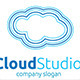 Cloud Studio Logo - GraphicRiver Item for Sale