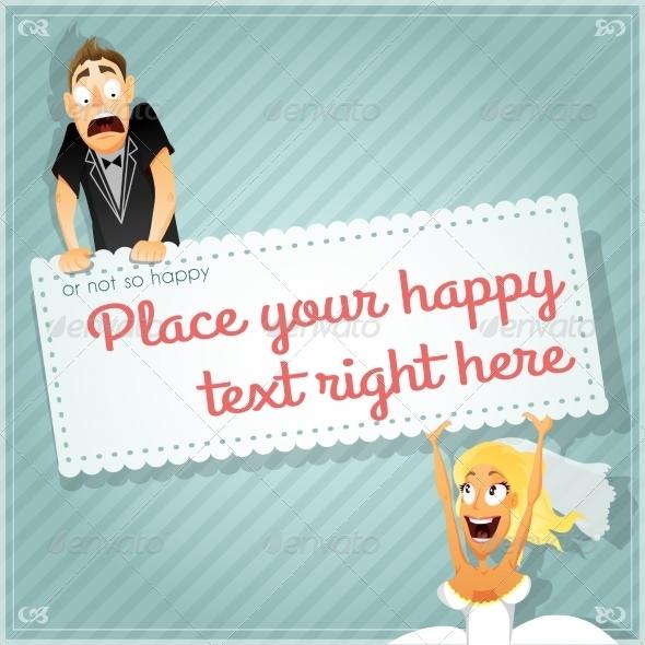 GraphicRiver Happy Couple 8537545