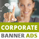 Corporate Banner Ads - GraphicRiver Item for Sale