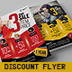 Discount Product Offer Flyer / Poster - GraphicRiver Item for Sale