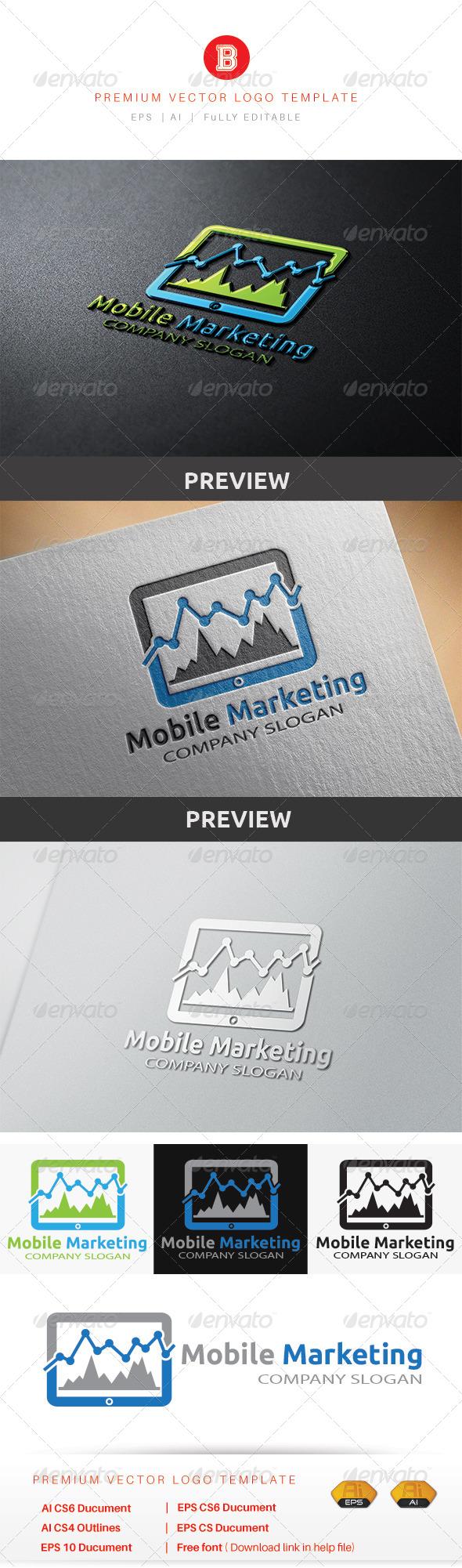 GraphicRiver Mobile Marketing 8537634