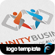 Unity Business Logo - GraphicRiver Item for Sale