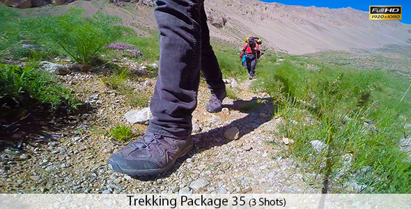 Trekking Package 35 walking