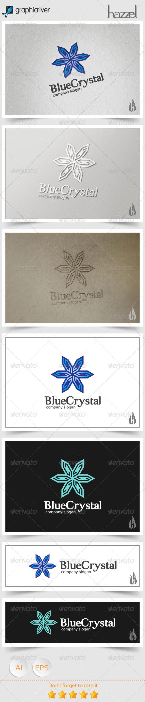Blue Crystal Logo