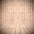 Brown wood planks floor texture with blur background wallpaper f - PhotoDune Item for Sale