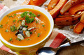 Homemade rustic pumpkin soup - PhotoDune Item for Sale