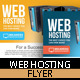 Web Hosting Flyer Template - GraphicRiver Item for Sale