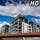 Modern City Apartment Architecture - VideoHive Item for Sale