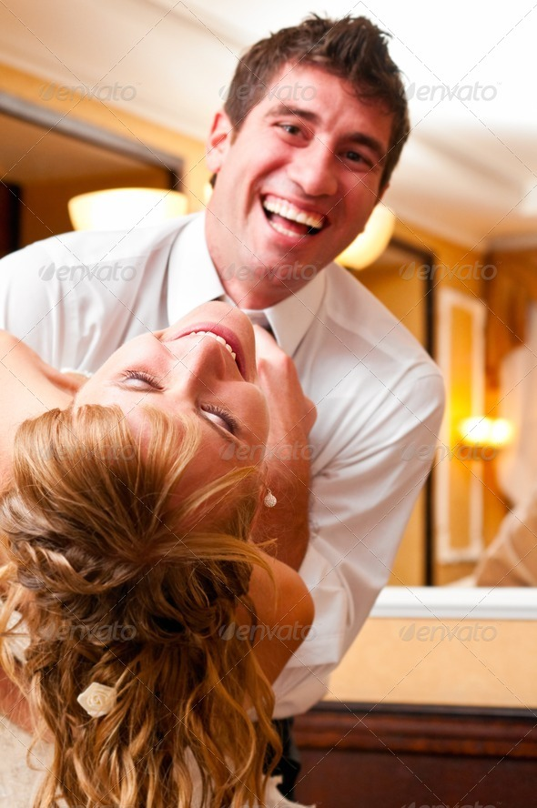 wedding dance - Stock Photo - Images