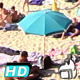 Beach & Crowd - VideoHive Item for Sale