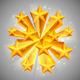 Golden Stars - GraphicRiver Item for Sale