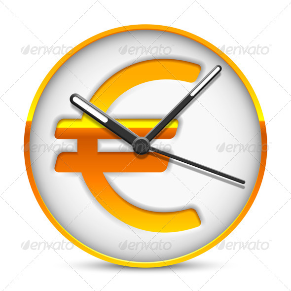GraphicRiver Time is Money 8540390