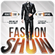 Fashion Show - Flyer [Vol.04] - GraphicRiver Item for Sale