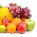 set of fruits isolated on white background - PhotoDune Item for Sale