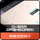Overa - Tablet Dashboard Retina UI - GraphicRiver Item for Sale
