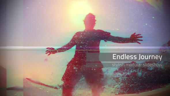 Endless Journey Modular Slideshow