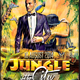 Flyer Jungle in the City Konnekt - GraphicRiver Item for Sale