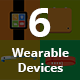 Wearable Devices Vector - GraphicRiver Item for Sale