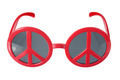 Sunglasses with Peace Sign - PhotoDune Item for Sale