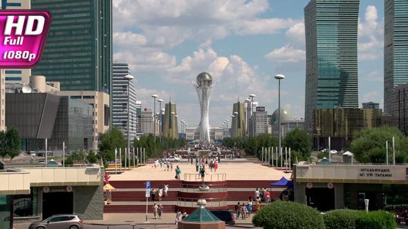 Central Avenue Astana