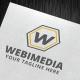 Webimedia Logo Template - GraphicRiver Item for Sale