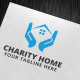 Charity Home Logo Template - GraphicRiver Item for Sale