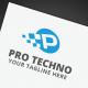 Pro Techno Logo - GraphicRiver Item for Sale