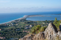 Lefkada cityview  from top of hills - PhotoDune Item for Sale