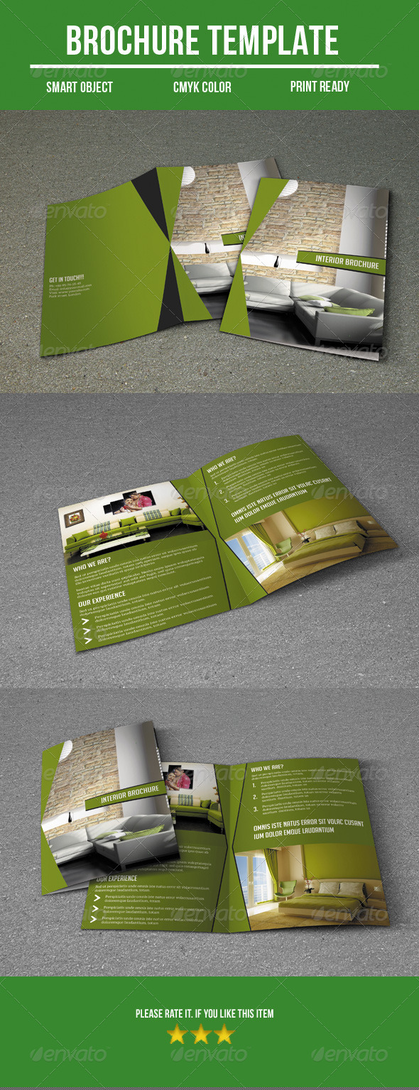 GraphicRiver Interior Brochure 8543795