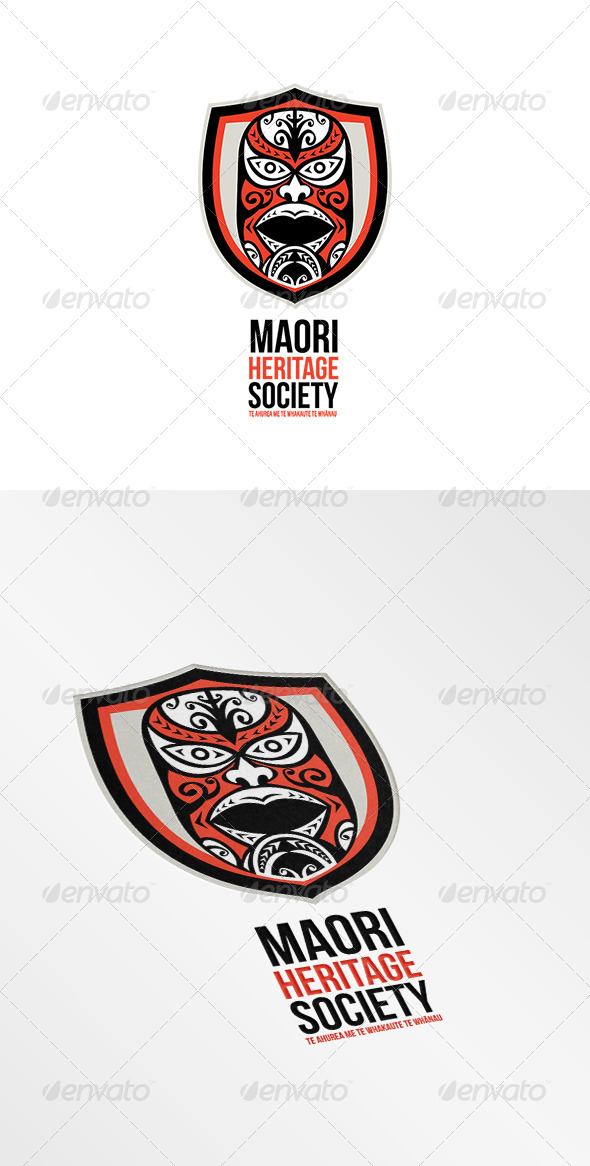 GraphicRiver M Heritage Society Logo 8543878
