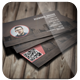 Creative Corporate Pro Business Card - GraphicRiver Item for Sale