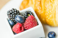 Croissant And Fruits - PhotoDune Item for Sale