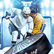 Ice Hockey Game Flyer - GraphicRiver Item for Sale