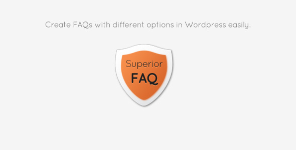 CodeCanyon Superior FAQ Wordpress plugin 8544334