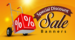Banner Sets for Special Offers