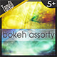 Bokeh Assorty Backgrounds - GraphicRiver Item for Sale