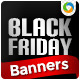 Black Friday Banners - Set I - GraphicRiver Item for Sale