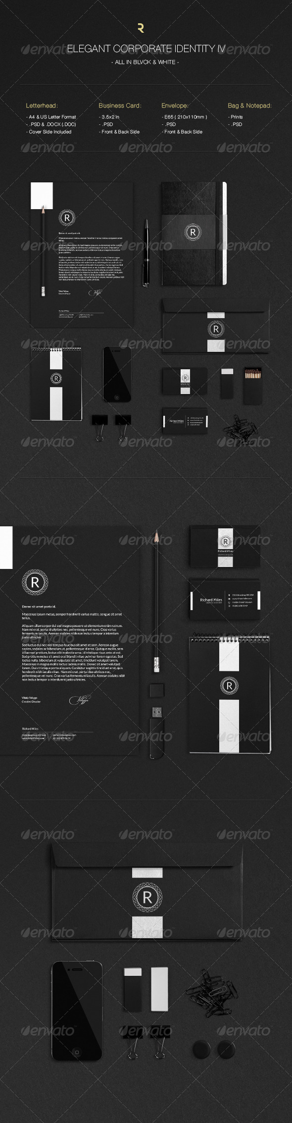 GraphicRiver Elegant Corporate Identity IV 8545377