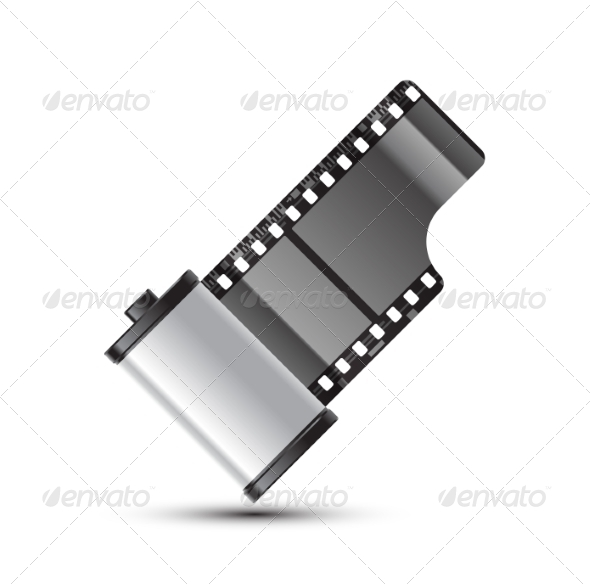 GraphicRiver Reel of Film 8545451