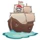 Corsair Sailboat - GraphicRiver Item for Sale